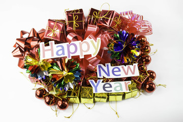 Happy New Year and a gift