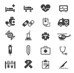 562 Medical Icons