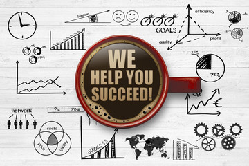 We help you to succeed!