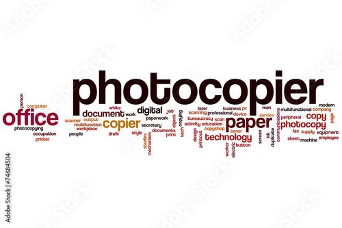 photocopier word cloud stockfotos und lizenzfreie bilder auf bild 74684504. Black Bedroom Furniture Sets. Home Design Ideas