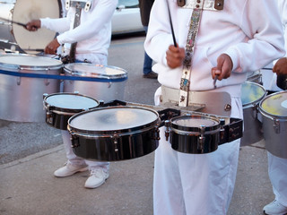 Marching Band Drums