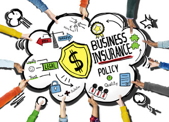 Business Insurance Policy Legal Success Risk Concept