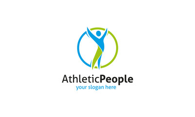 Athletic People Logo
