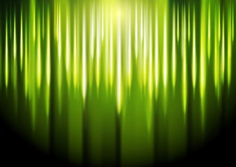 Bright green glowing vector backdrop