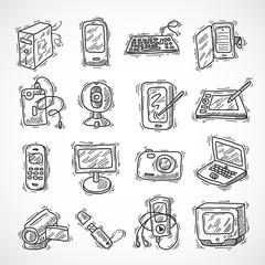 Digital Devices Set