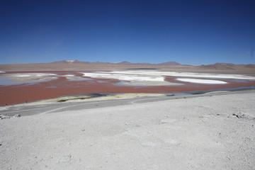Red lagune