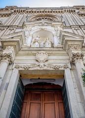 The cathedral of Acireale ( Maria Santissima Annunziata)