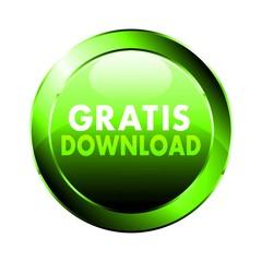 Gratis Download - Button grün