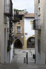 Spanish Village (Poble Espanyol) ,Barcelona ,Spain-2014