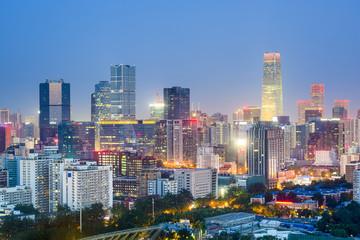 Beijing, China Cityscape