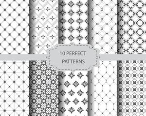 10 perfect patterns