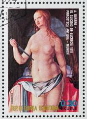 Suicide of Lucretia