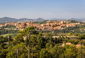 Panorama of Urbino