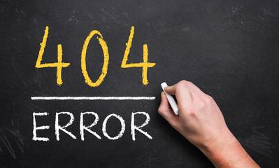 404 - error