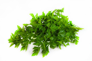 fragrant fresh parsley