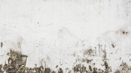 image of rough white wall texture