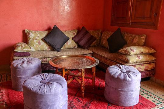 salon de thé marocain 3