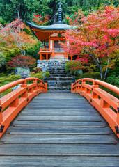 Foto op Aluminium Japan Daigoji Temple in Kyoto