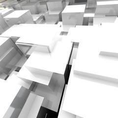 3D Blocks Render