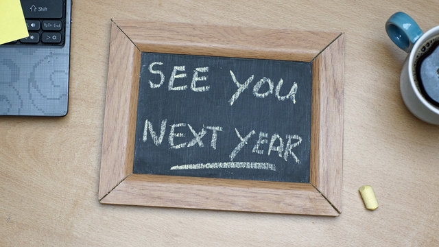 See you next year