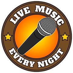 Live Music Every Night