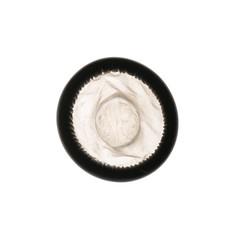 kondom in schwarz