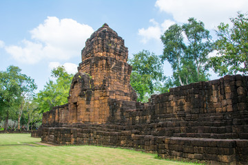 Archaeological site, Castle of Thailand