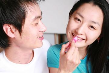 젊은 커플