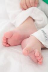 아기의 신체 부분