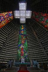 Cathedral San Sebastian, Rio de Janeiro