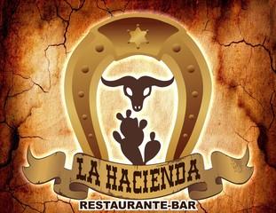 Logotipo La Hacienda