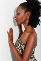 african fashion woman