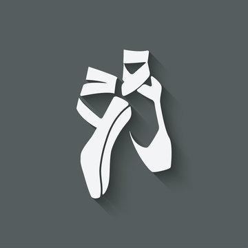 ballet dance studio symbol
