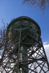 """Wasserturm """"Lanstroper Ei"""" in Dortmund, Deutschland"""