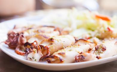 Italian Calamari