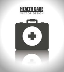 Medical design, vector illustration