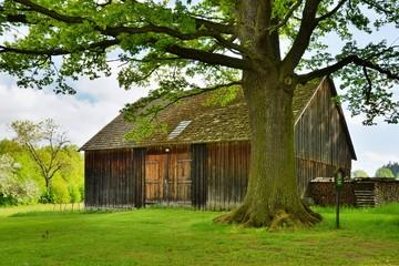 Historical Rural Building