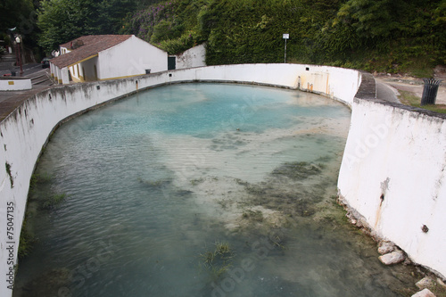 A ores sao miguel piscine d 39 eau thermale de lombadas for Piscine thermale