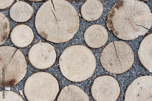 Fußboden Aus Holzscheiben ~ Fußboden aus holzscheiben alternative zum parkett so verlegst