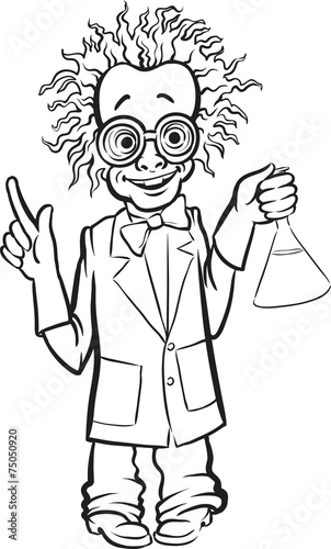 Mad Scientist Drawing | www.pixshark.com - Images ...