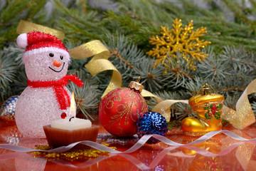 .Christmas Christmas toys