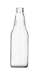 Anti-slip Glass Bottle isolated on white background