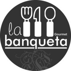 Logotipo La Banqueta