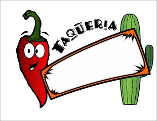 Logotipo Taqueria