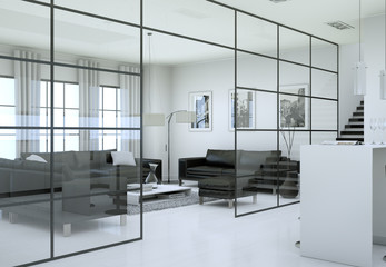 modern Appartment Interior Design