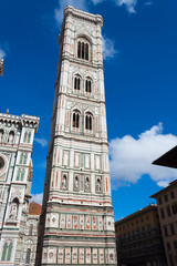 Giotto's Campanile - Florence Dome