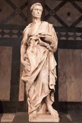 Roman Marble Statue Man