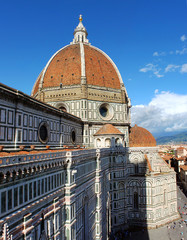 Brunelleschi's Cupola - Florence Dome
