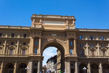 Piazza della Repubblica - Florence
