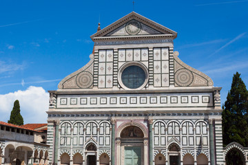 Basilica of Santa Maria Novella - Florence